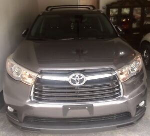 Toyota Limited Edition Highlander