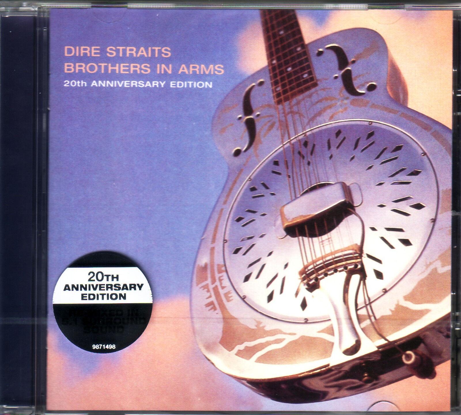 Hybrid SACD (NEU!) DIRE STRAITS Brothers in Arms (20th Anniversary edit.CD mkmbh