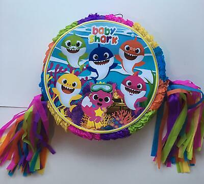 Baby Shark  Pinata..Party Game ,Party Decoration FREE