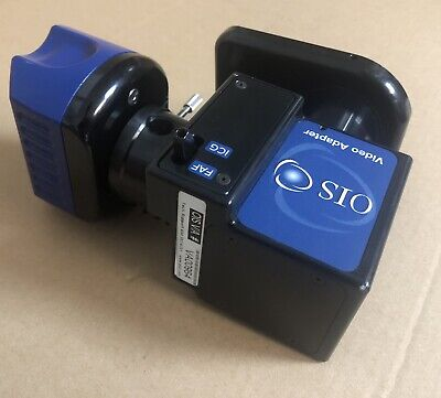 Ois Icg Faf Video Camera Adapter For Topcon Fundas Or Microscope Icg2 Mr