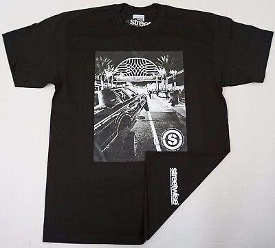 Streetwise The Blvd T Shirt Whittier Cali La Street Tee Adult L 4Xl Black Nwt
