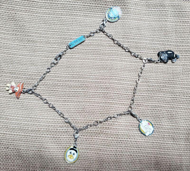Webkinz Charm Bracelet and 5 Charms