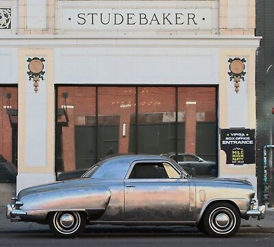 1949 Studebaker Champion DAed clear coated 1949 Studebaker Champion Business Coupe