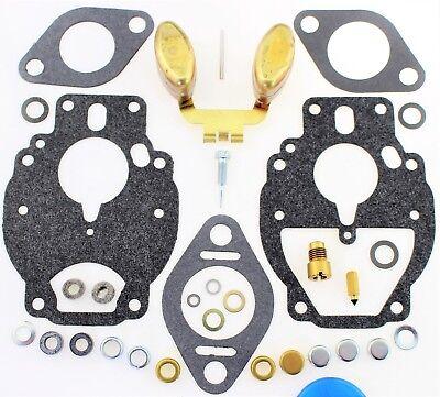 Carburetor Kit Float Fits Allis Chalmers 8627505 13956 Continental F163 H54