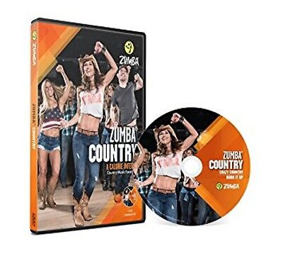 Zumba Country [Exercise Videos]  [DVD] NEW AOI