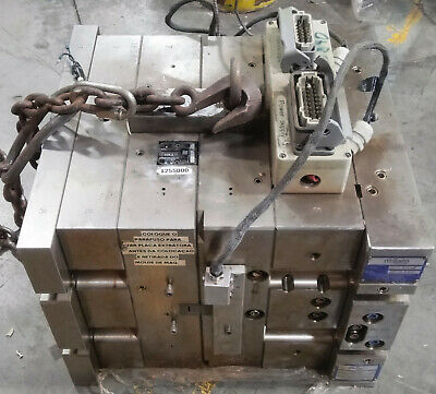 Plastic Injection Molding Assembly Mss 2-cav Otto Manner Vertriebs Gmbh
