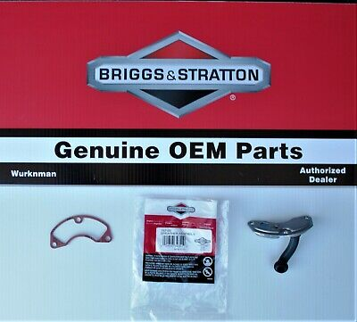 Genuine OEM Briggs & Stratton 792185 Breather Assembly