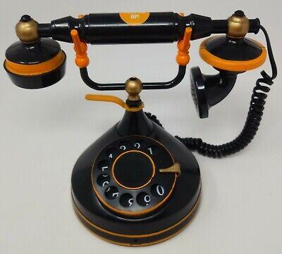 Victorian Style Halloween Decorations (Gemmy Spooky Talking Telephone-Victorian Style Halloween Decor/Prop -)