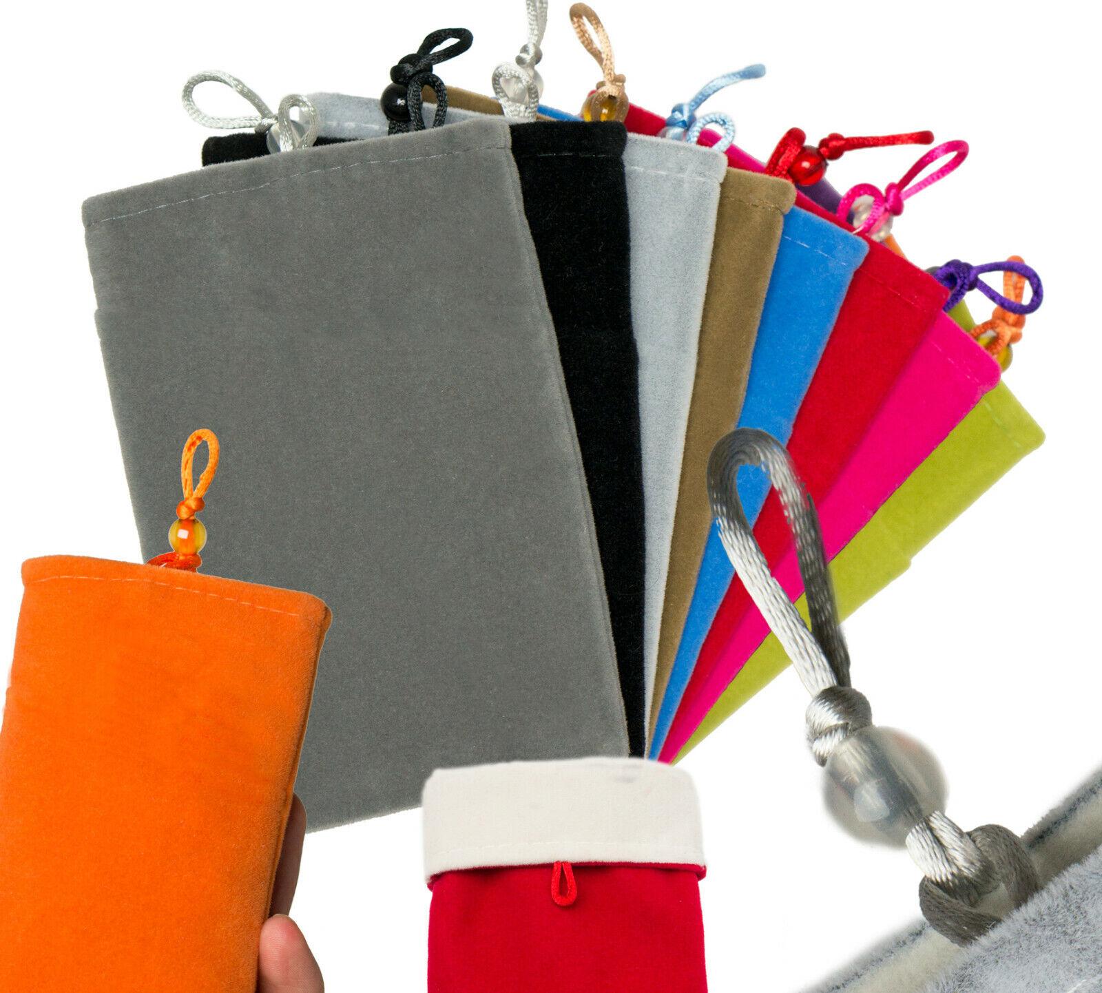 Handysocke Schutzhülle Handy Hülle Tasche Etui Case Cover Textil Schale Etui