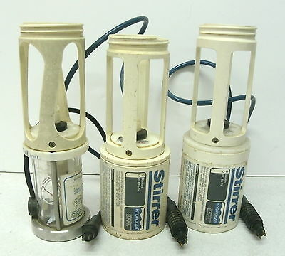 Hydrolab Sonde Stirrers Lot Of 3 Tested And Working