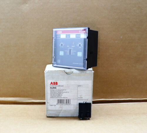 ABB ELR96 RESIDUAL CURRENT DEVICE 2CSG152130R1202