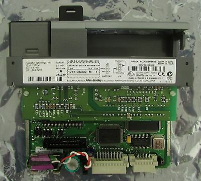 Allen Bradley 1747 Os302 Prosoft 3250 L532m Rtu 503 Processor Series M