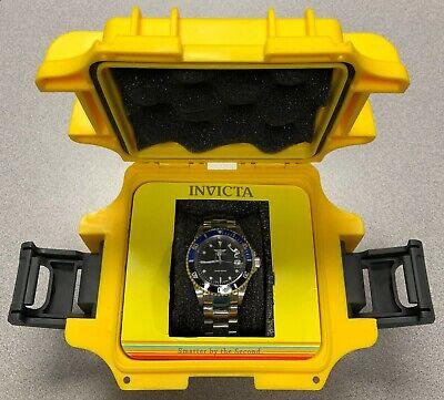 Invicta ILE9937OBA 40mm Pro Diver Limited Edition Swiss Automatic Watch NEW
