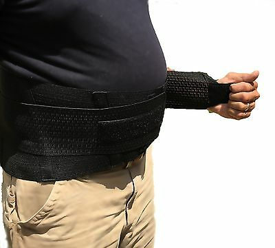 Obesity Support Back And Belly Brace