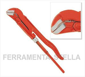 Chiave giratubi gira tubo tubi giratubo svedese 1 pinza for Serratura bloccata chiave non gira