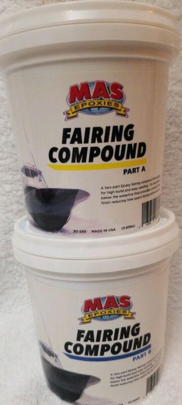 MAS Epoxies Fairing Compound 30-230 - 2 Pint Kit. Contact me for multiples disc.