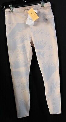 NEW W/ TAGS; FABLETICS; POWER HOLD, DARBY HIGH WAISTED 7/8 CAPRI. SZ M. $69.95