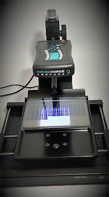 Micro-image Capture 9 Microfiche And Aperture Card Scanner W 18mp Usb 2.0