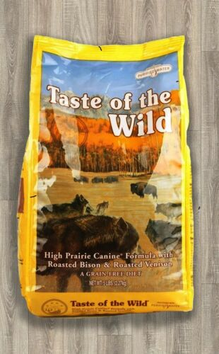 TOTW 9567 High Protein Dry Dog Food High Prairie - 28lbs * 3 - NEW Free Shipping