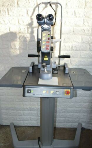 Lumenis Aura PT Ophthalmic Yag Laser System w Factory Power Table