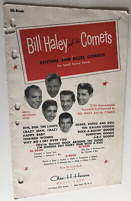 Bill Haley and his Comets Song Book
