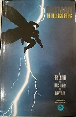 Batman the Dark Knight Returns 1 first print, hard cover, + Batman annual