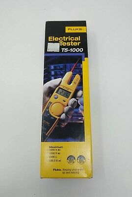 Fluke T5-1000 Electrical Tester Brand New Original Box New Case