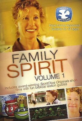 Family Spirit  Volume 1   Award Winning Spiritclips Originals Short Films