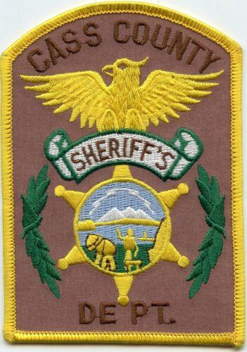 old style CASS COUNTY NEBRASKA NE Sheriff