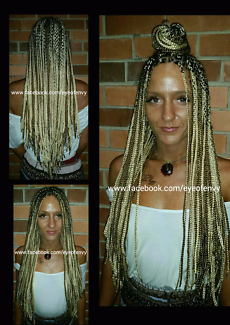 BEST AFRICAN BRAIDS/ BOX BRAIDS MELBOURNE