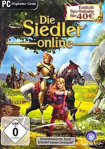 Die Siedler Online 2. Auflage (4000 Ingame-Edelsteine) (Boxkey) PC NEU