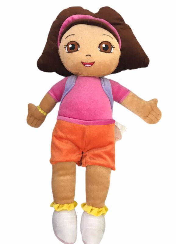 """Nickelodeon 20"""" Dora The Explorer Plush Stuffed Toy"""