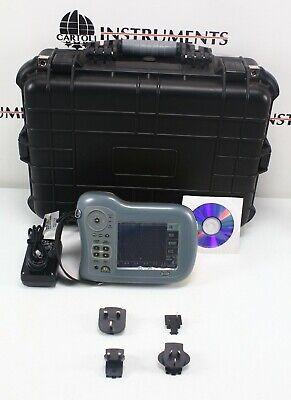 Sonatest D10 Ultrasonic Flaw Detector - Olympus Ge Krautkramer Panametrics
