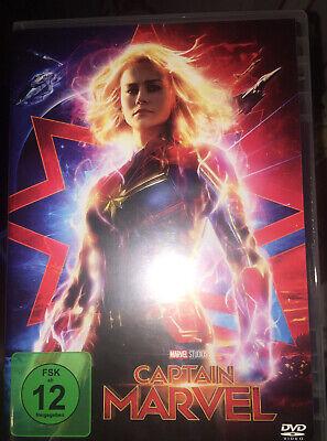 Captain Marvel (2019) DVD Walt Disney Avengers - Disney Film