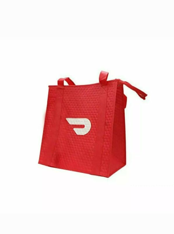 DoorDash Official Insulated Food Delivery Bag