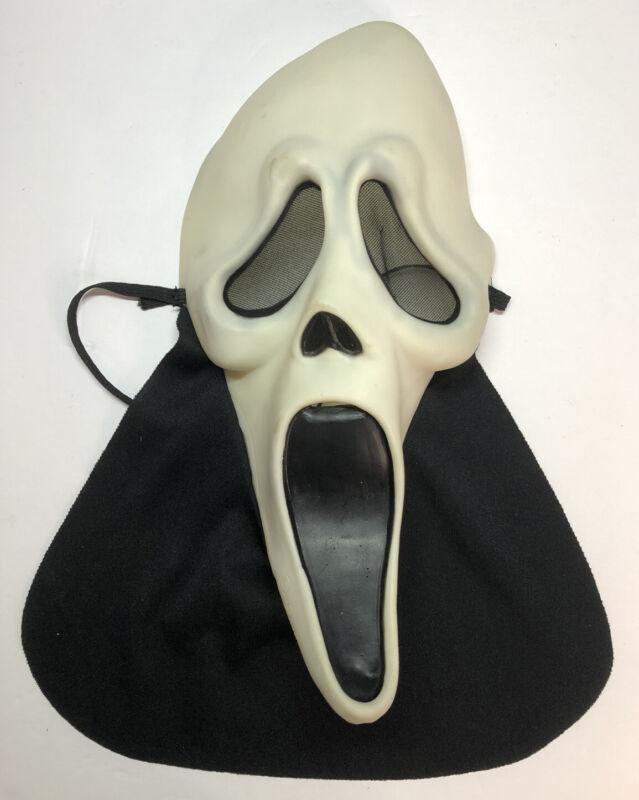 Fun World DIV Fantastic Faces Gen 2 Scream Ghostface Mask Rare Halloween-READ!
