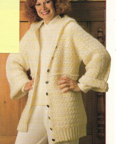 WINTER WHITE WARMER SWEATER 2 SIZES WOMEN