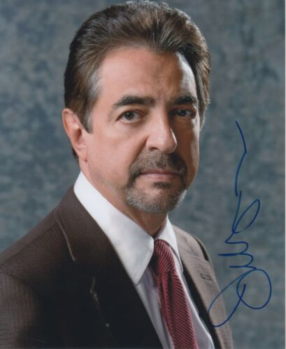 "Joe Mantegna ""Criminal Minds"" Autogramm signed 20x25 cm Bild"