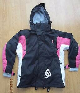 Girls DC Ski Jacket - size small (suit child age approx 12-16yrs) Bruce Belconnen Area Preview