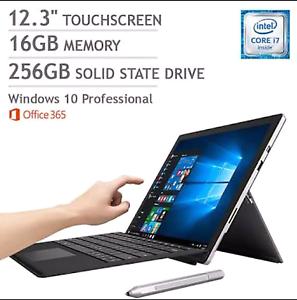 Microsoft Surface Pro 4 ( TOP OF THE RANGE) Truganina Melton Area Preview