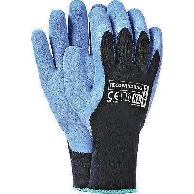 Arbeitshandschuhe 12 Paar Handschuhe Schutzhandschuhe Winter Gr.10 / XL NEU TOP