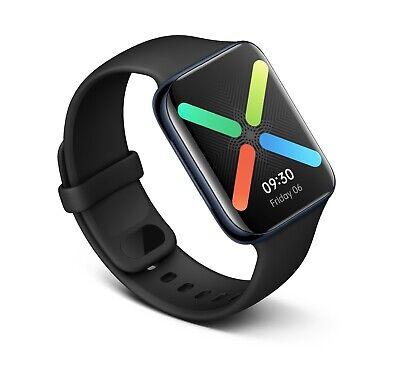 """Smartwatch Oppo Watch 46mm AMOLED 1,91"""" WiFi GPS NFC Google Wear OS Black"""