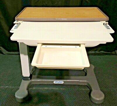 Split-top Overbed Table Stryker Medical