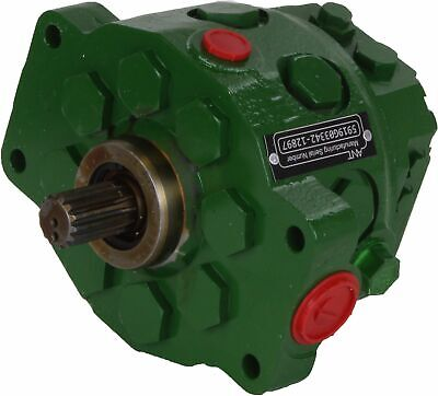 Pump Fits Deere 4230 4240 4250 440 440c 440d 4430 444 4440 4450 448d 4520