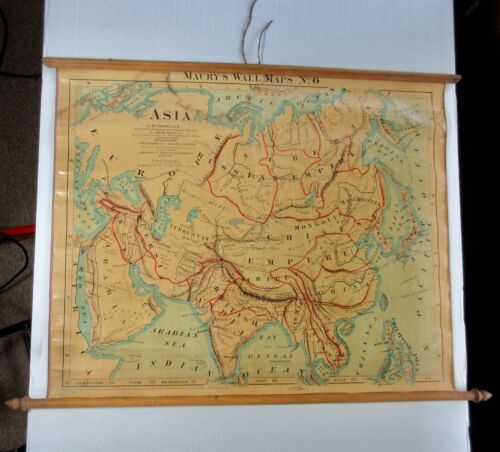 Antique ASIA CHINESE EMPIRE MAURY