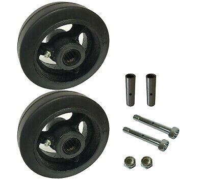 2 Caster Wheels Set 4