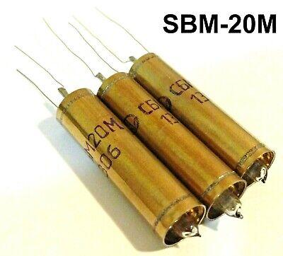 New Geiger Muller Counter Gm-tube Sbm-20m For Radiometer. An. Sbt-9 Si29bg