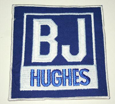 Rare Vintage BJ Baker Hughes Oil Service Drilling Jacket Patch New NOS 1980s