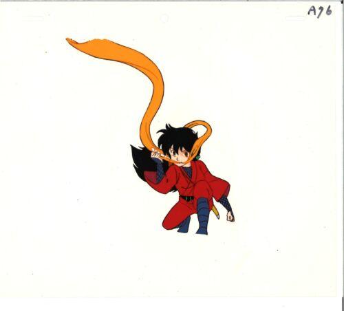 Ranma 1/2 - Saotome - Anime Cel Production Animation Art