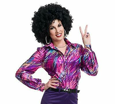 Disco Queen Halloween (70's Queen Disco Fever Shirt Fancy Dress Up Halloween Adult Costume)